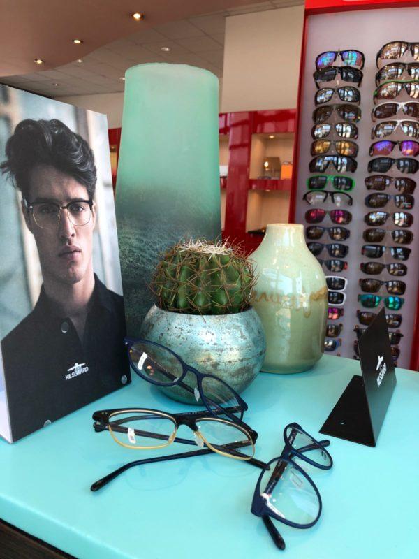 Visuelles Marketing: Schaufensterdekoration Optiker